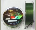 Plecionka MIKADO NIHONTO FINE BRAID 0,23mm 150m GREEN