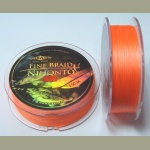 Plecionka MIKADO NIHONTO FINE BRAID 0,28mm 150m ORANGE