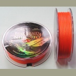 Plecionka MIKADO NIHONTO FINE BRAID 0,50mm 150m ORANGE