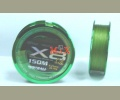 Plecionka Mistrall SHIRO X8 0,21mm 150m GREEN