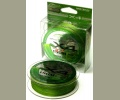 Plecionka SHIRO X4 0,21mm 21,2kg 150m GREEN Mistrall